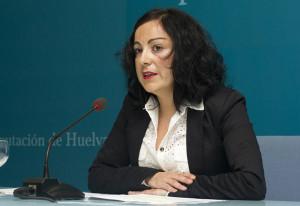 La diputada de Cultura, Elena Tobar