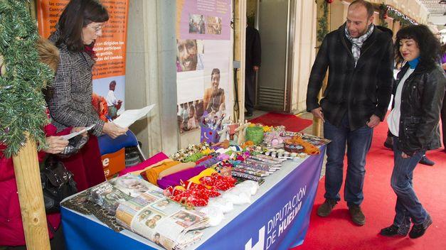 II Mercadillo Solidario de la Fundación Vicente Ferrer