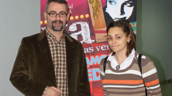 Laura Gallego, Premio Nacional de Literatura Juvenil, visita la Universidad de Huelva