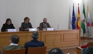 Un momento de la presentación del Seminario sobre la Reforma de la Ley de Costas