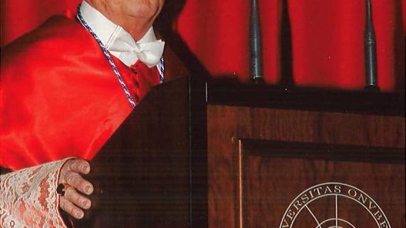 Fallece el Doctor Honoris Causa de la Universidad de Huelva Juan Antonio  Carrillo Salcedo