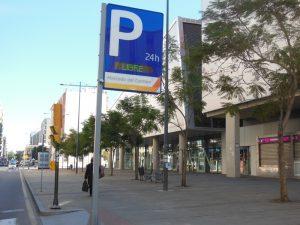 Uno de los objetivos ha sido la dotación de nuevas plazas en el entorno del centro de la ciudad.