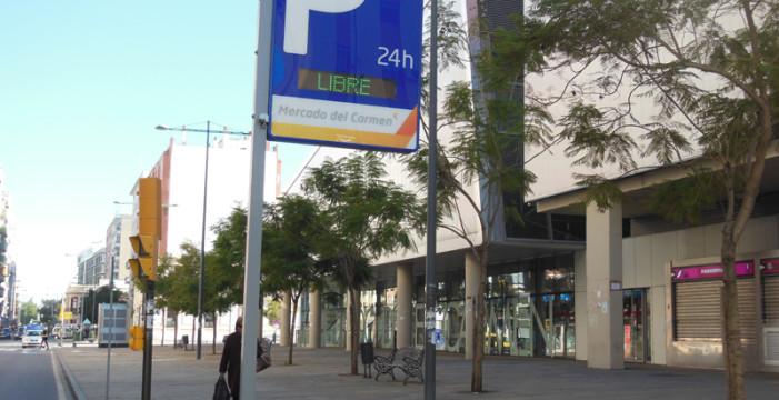 Huelva ha incrementado su oferta de aparcamiento disponible en más de 4.500 nuevas plazas en los últimos años