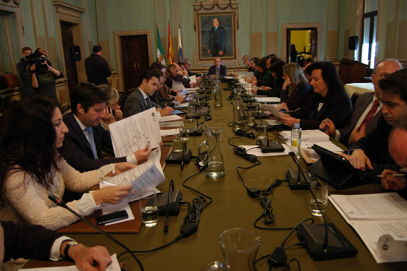 Otro de los puntos aprobados hace referencia a la modificación puntual número 16 del PGOU de Huelva.