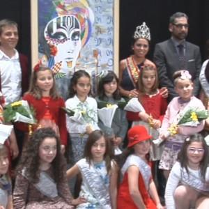 El Teatro Cardenio acogió la presentación del Carnaval de Ayamonte