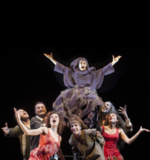 La Celestina llega a Moguer en el XX aniversario del Teatro Felipe Godínez