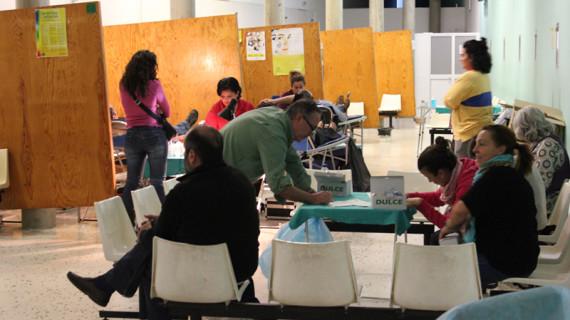 San Juan del Puerto aportó un total de 260 donaciones de sangre el pasado año 2012