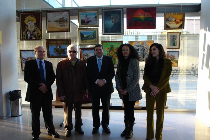 Inauguración de la Semana Cultural del Aula de la Experiencia de la Universidad de Huelva