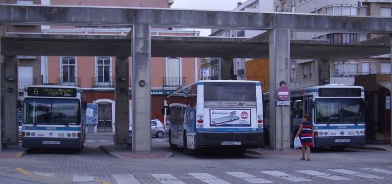 Apuesta por el transporte público / Foto: www.fotobus.es.