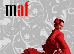 Cartel de la Muestra de Arte Flamenco de Lepe 2013.