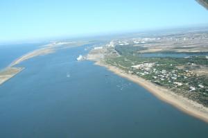 El Puerto de Huelva ha experimentado un incremento en el movimiento de tráfico.