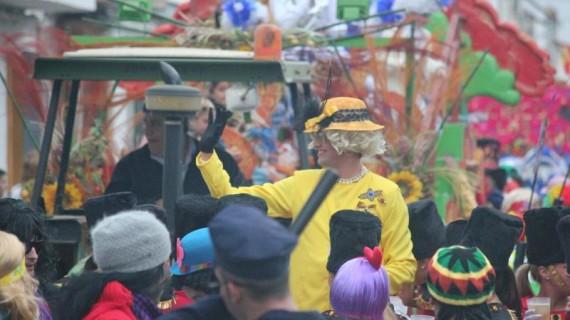 Finaliza el carnaval de San Juan 2013 con una alta participación