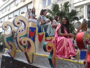 El Carnaval Colombino será protagonista en febrero.