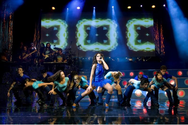80's El Musical es uno de los platos fuertes de la programación cultural del mes de marzo.
