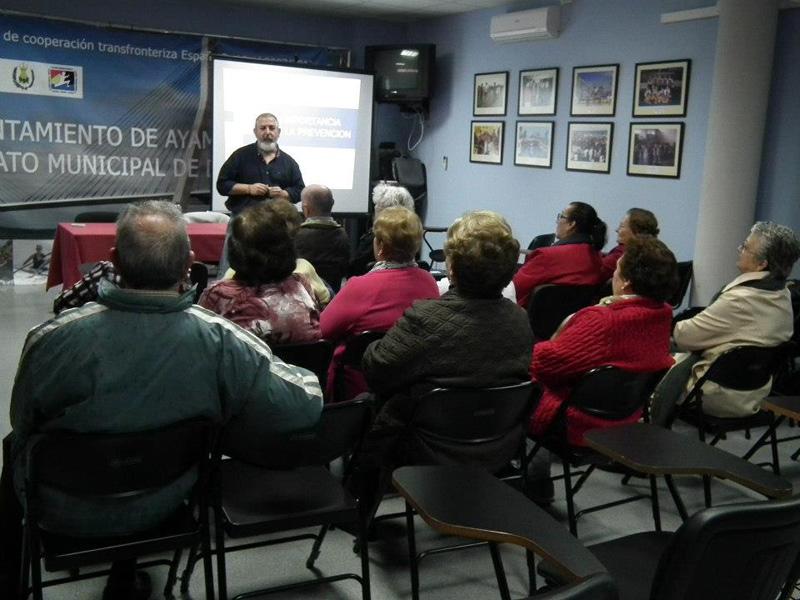 El Aula de la convivencia Externa es una actuación preventiva en coordinación con los dos institutos de Ayamonte