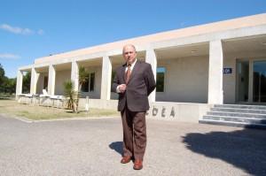 Para Benito de la Morena, la conservación medioambiental ha sido una de las bases de su vida.