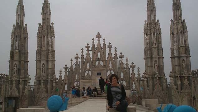 Un proyecto de arquitectura lleva a Rocío Macías desde Huelva hasta Milán