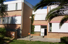 Edificio principal de la Escuela Oficial de Idiomas / Foto: Junta de Andalucía.