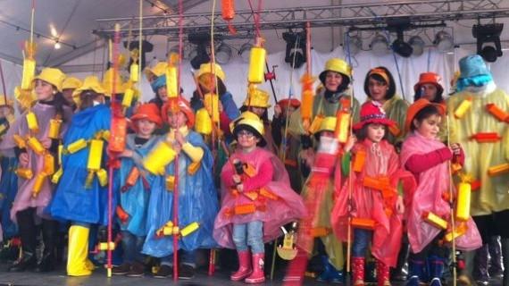 Comienza el concurso de disfraces callejeros del Carnaval de Isla Cristina