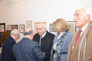 La muestra, organizada por Cepsa, Autoridad Portuaria y Cultura, se clausuró el pasado 31 de enero.