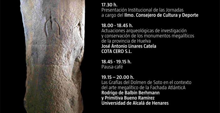 El Museo Provincial de Huelva inaugura una exposición sobre el megalitismo en la provincia de Huelva