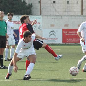 El equipo palmerino no dio opción a la sorpresa y derrotó al Chiclana Industrial. / Foto: Josele Ruiz.