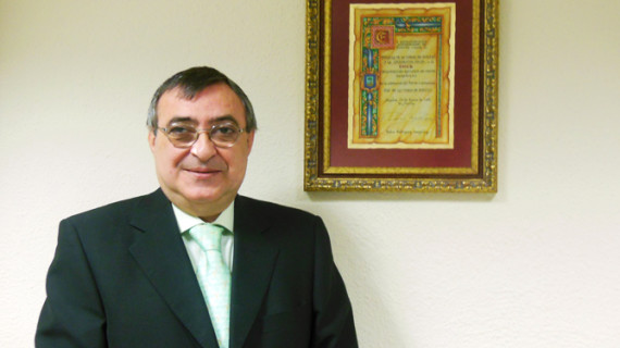 """Manuel Alborch: """"Tenemos 945 afiliados en la provincia, de los cuales más de 200 están trabajando"""""""