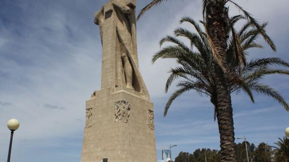 El Monumento a Colón recibe más de 1.500 visitas en el segundo semestre de 2012