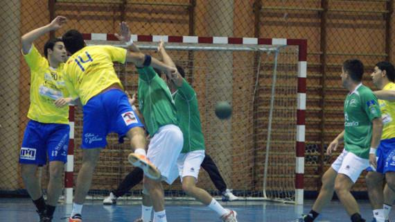 El Pedro Alonso Niño de Moguer se muestra intratable y vence (29-22) al Gran Canaria Ingenio