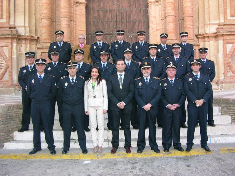 Gracias a la actuación de la Policía Local de Moguer se ha conseguido detener a los autores de varios robos