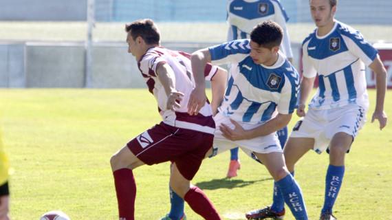 El Recreativo B se impone con autoridad al Arcos (4-1) en la Ciudad Deportiva