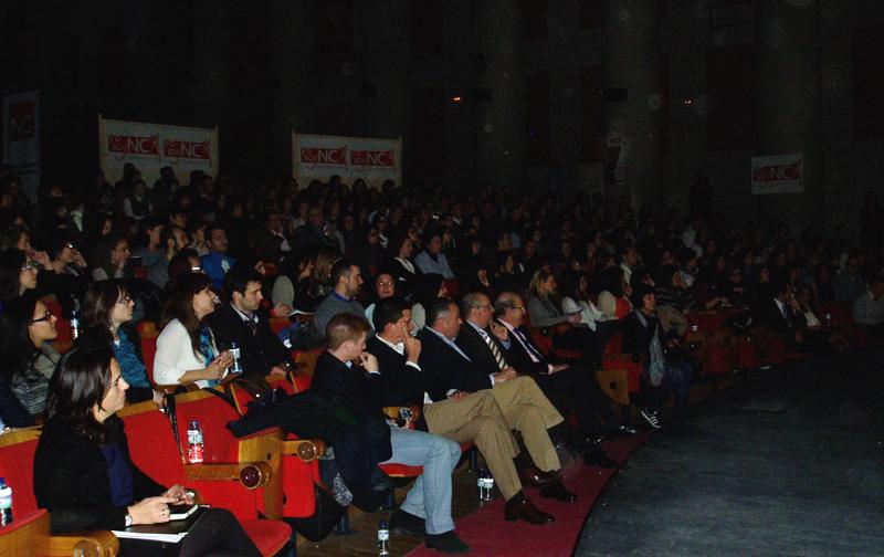 Más de 300 nutricionistas de Nutrición Center asistieron al Congreso Nacional celebrado en la Casa Colón.