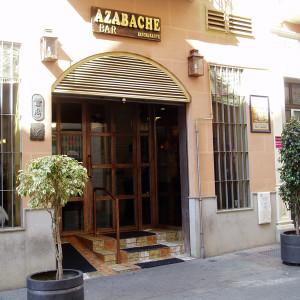 El restaurante se encuentra en la calle Vázquez López de la capital onubense.