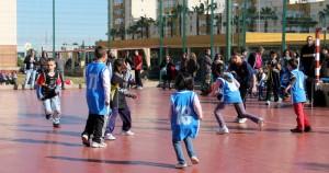 Los niños podrán disfrutar de una deportiva mañana de sábado.