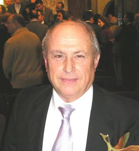 Benito de la Morena recogerá el Huelva Junta 2013 en Punta Umbría.