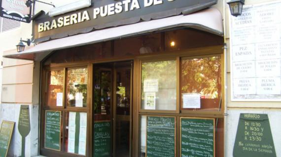 Una brasería de Huelva sirve comida gratis a familias en paro