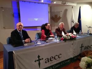 En las Jornadas se ha hecho alusión a las nuevas tecnologías de las que se ha dotado Huelva en los últimos años para el diagnóstico precoz