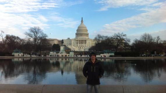 De Huelva a Nueva York pasando por Londres y Chicago, así es la vida del joven Álvaro de la Morena
