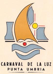 Cartel del Carnaval de la Luz, obra de Gil Mazo.
