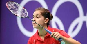 Para Carolina Marín los de Río serán sus segundos Juegos Olímpicos.