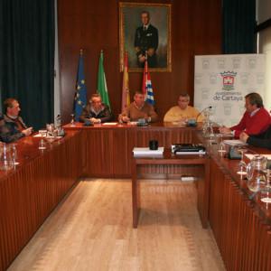 Junta Directiva del Calvario.