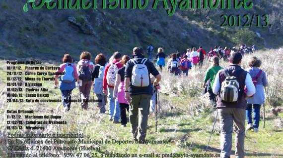 'Las callejitas de Ayamonte', nueva Ruta de Senderismo Urbano prevista para el martes 19