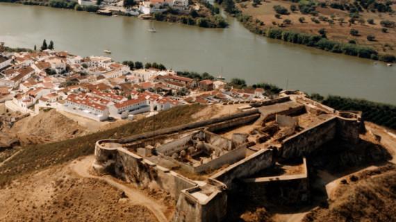El castillo de Sanlúcar de Guadiana celebra una jornada de puertas abiertas este fin de semana