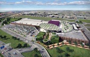 La apertura en otoño de Holea cambiará la actual configuración comercial de Huelva