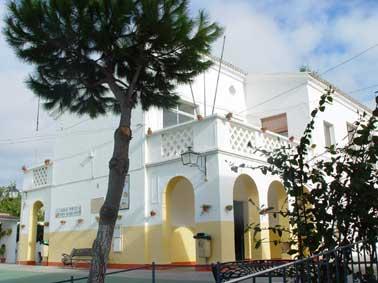 Imagen del C. P. Pedro Alonso Niño de Moguer. / Foto: Junta de Andalucía.