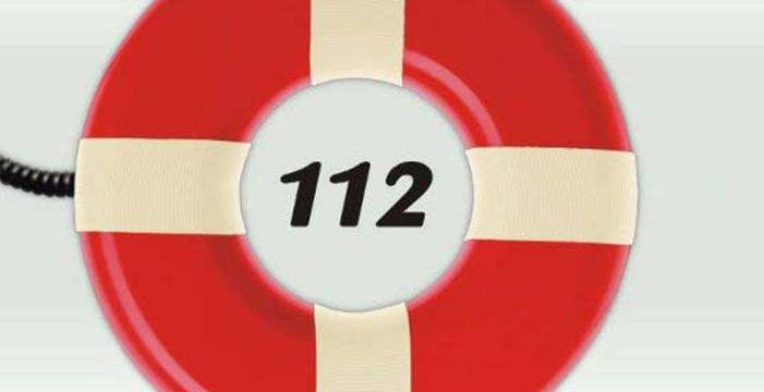 Emergencias 112 actúa con éxito en los días grandes de la Semana Santa, consiguiendo gestionar 132 incidencias