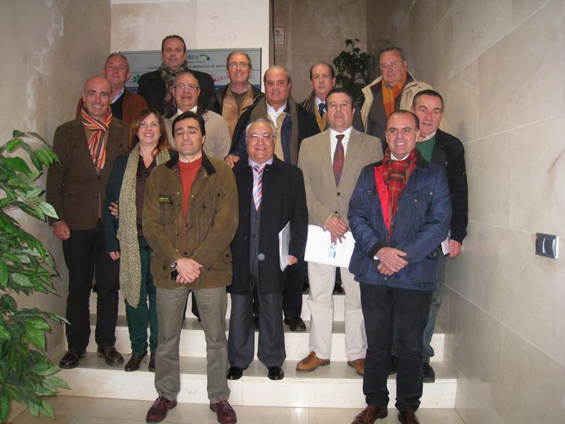 El Comité Ejecutivo de la FOE se reunió en Aracena.
