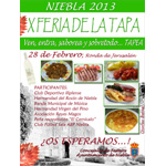 Niebla celebra la Feria de la Tapa coincidiendo con el día de Andalucía