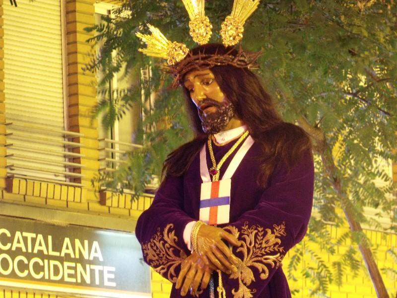 El Señor Cautivo de San Pedro