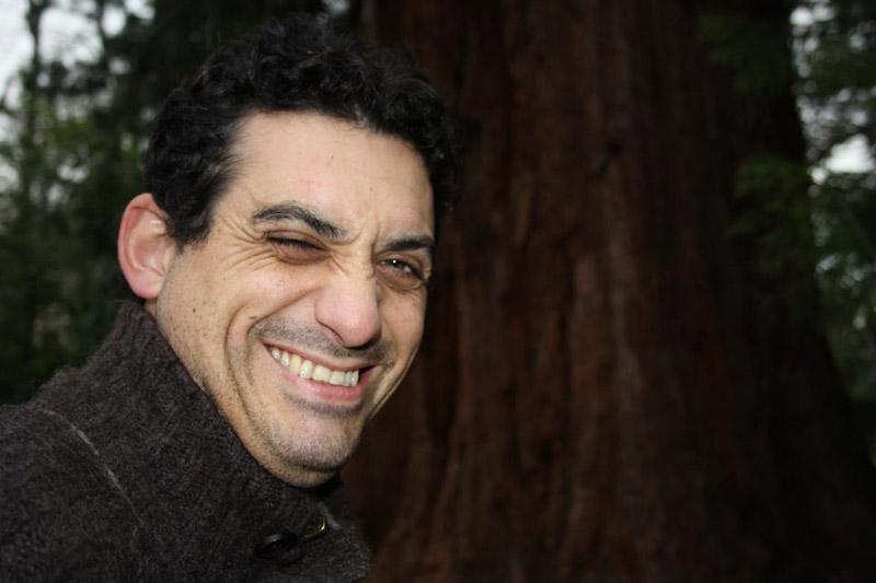 El veterinario Francisco Rivero Aparicio.